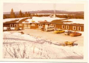 Hotel Silverhatten um 1980