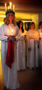 Lucia (Foto:Kent Norbe
