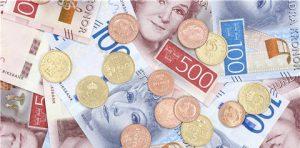 Neue Geldscheine & Münzen ©Sverige riksbank